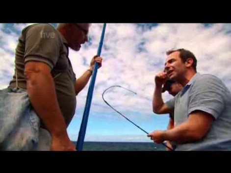 Extreme Fishing With Robson Green Season Episode