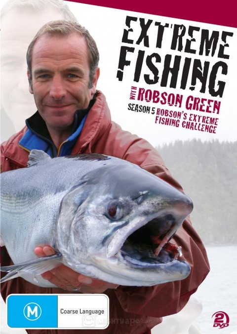 Extreme Fishing With Robson Green Season Tv