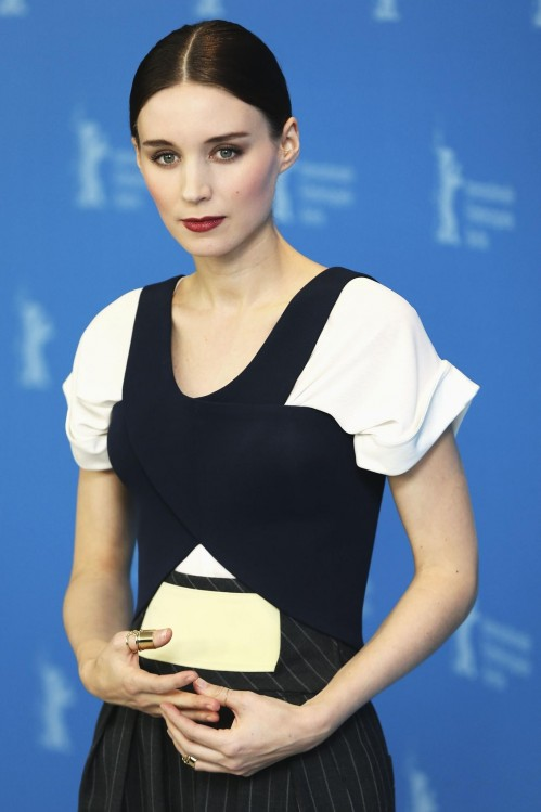 Rooney Mara At Event Of Side Effects Large Picture Side Effects
