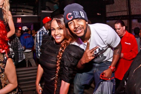 Rosa Acosta Plus Omarion And Bow Wow