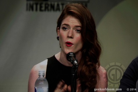 Game Of Thrones Panel Rose Leslie