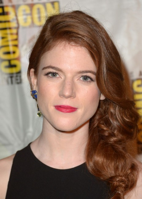 Rose Leslie At Game Of Thrones Panel At Comic Con In San Diego