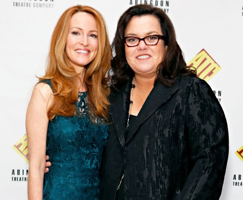 Michelle Rounds Rosie Donnell Zoom