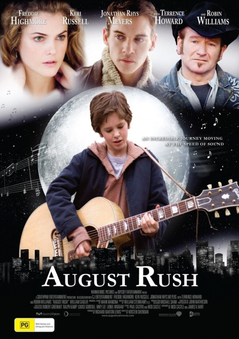 August Rush Ver Xlg