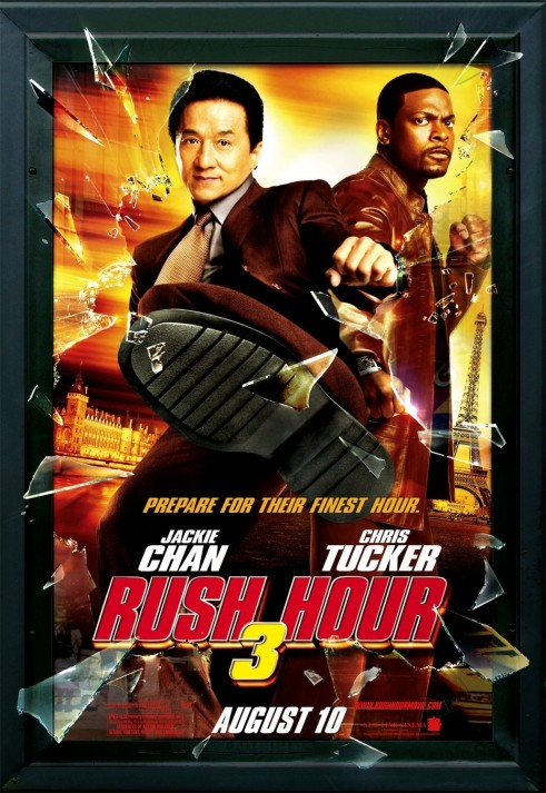 Rush Hour Three Ver Xlg Movie Poster