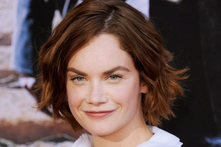 Ruth Wilson Smiling
