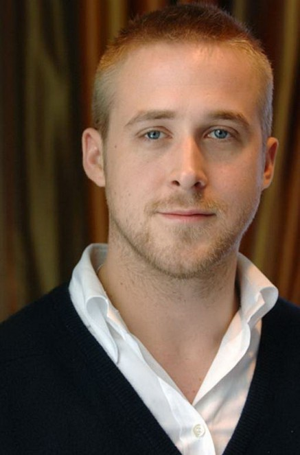 Image Awesome Ryan Gosling Buzzcut New Hairsty