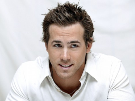 Ryan Reynolds White Shirt Pics