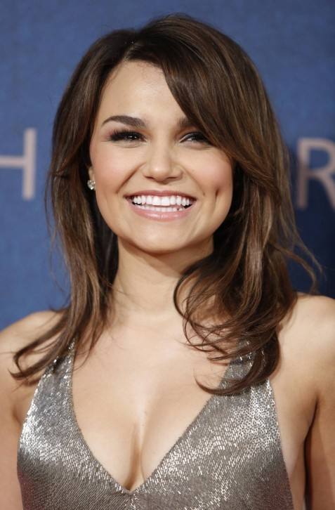 Samantha Barks Hot
