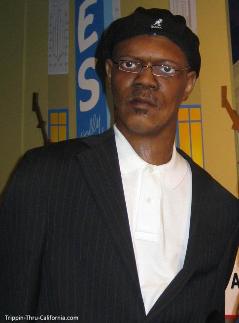 Hollywood Wax Museum Samuel Jackson