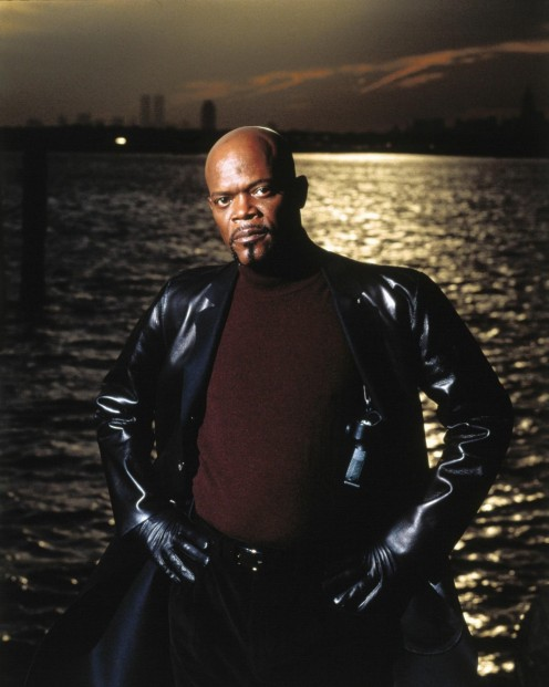Still Of Samuel Jackson In Shaft