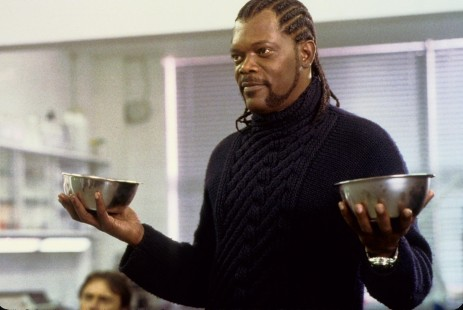Still Of Samuel Jackson In The St State