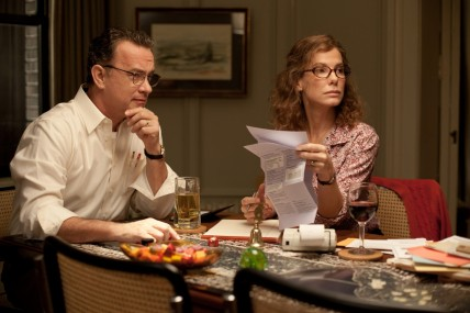 Tom Hanks Sandra Bullock Extremely Loud And Incredibly Close Image