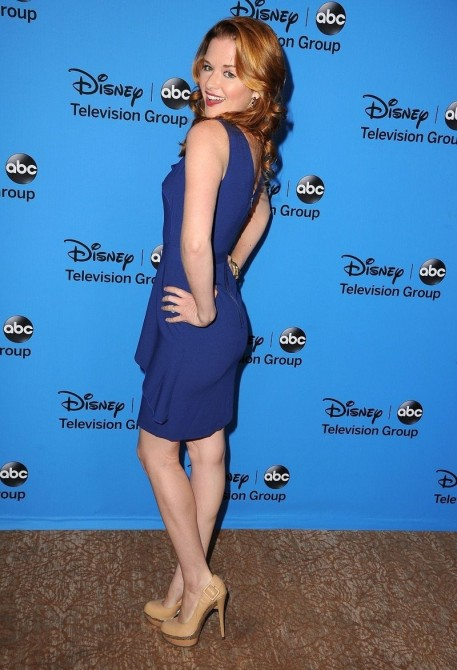 Sarah Drew Disney And Abc Tca Party In Beverly Hills