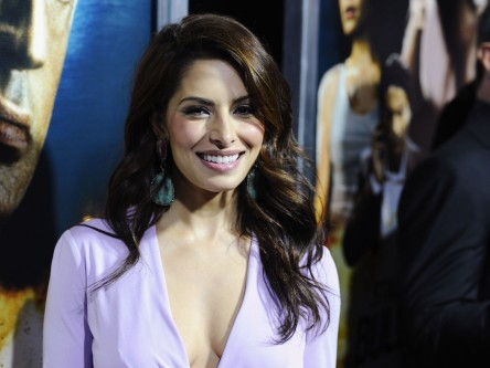 Sarah Shahi Bullet To The Head Movie Premiere Bullet To The Head