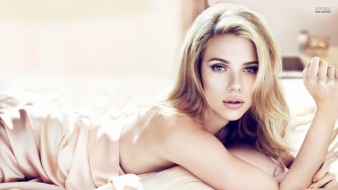 Scarlett Johansson Hot Photo Hot