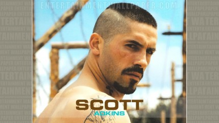 Men Male Celebrity Beloved Actor Scott Adkins Movies