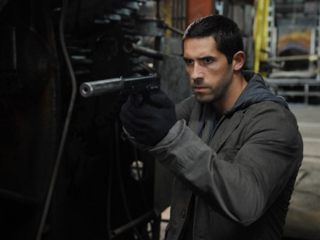 Scott Adkins Weapons Gloves Jacket Situation