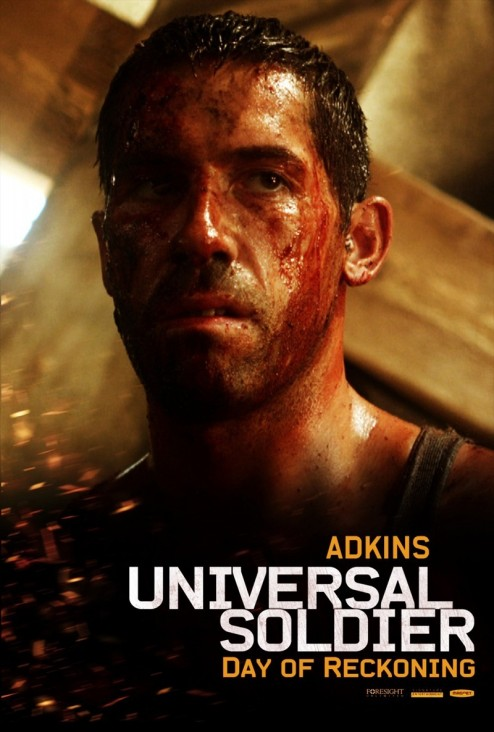 Universal Soldier Day Of Reckoning Scott Adkins Batman