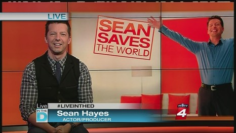 Live In The Interview With Sean Hayes Smash