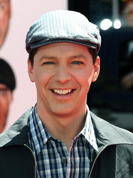 Sean Hayes At Event Of The Three Stooges