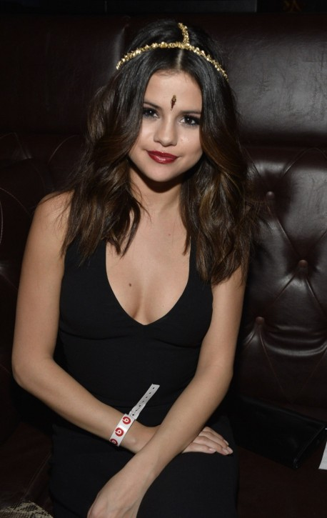 Selena Gomez Beats Music Launch Party Music