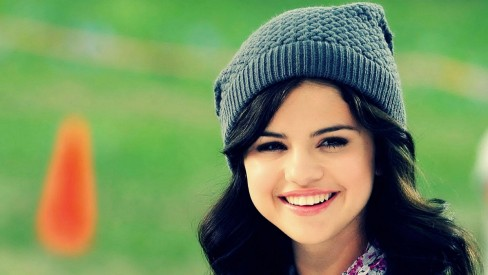Selena Gomez Smile Wallpaper Hd Picture Wallpaper
