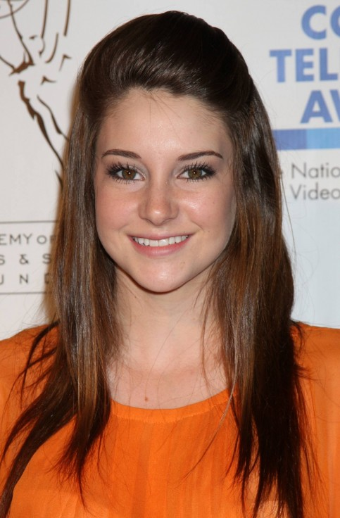 Shailenewoodley Th College Television Awards Gala Vettrinet