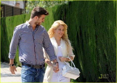 Harbiodinhocom Shakira Gerard Pique Lunch Lovers And Pique
