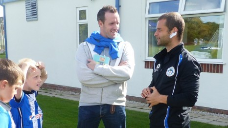 Shaun Maloney And Cheshire Wealth Partnership Sport