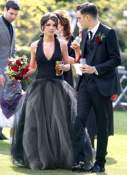 Shenae Grimes Wedding Zoom Wedding