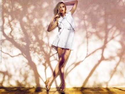 Siri Tollerod For Stradivarius Brighten Me Up Ad Campaign Summer Photo Shoot By Nico
