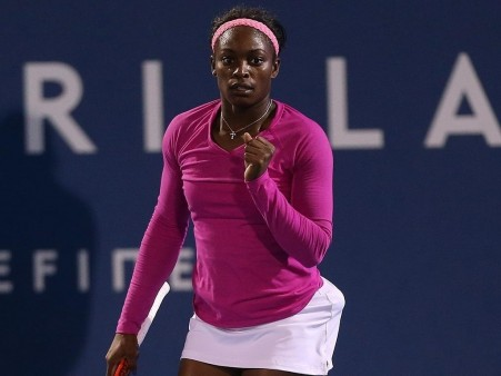 Sloane Stephens Wallpaper