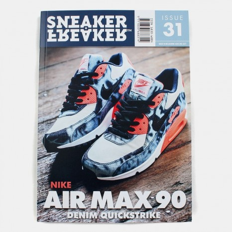 Sneakerfreaker Am Issue Mag White