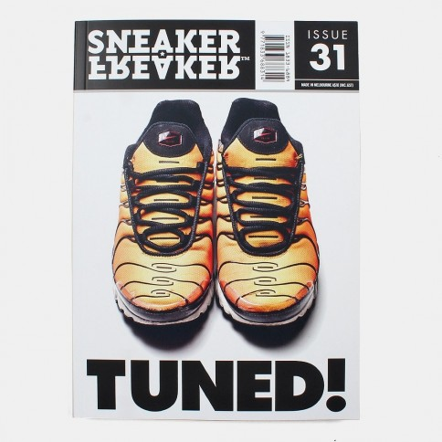 Sneakerfreaker Tuned Issue Mag White