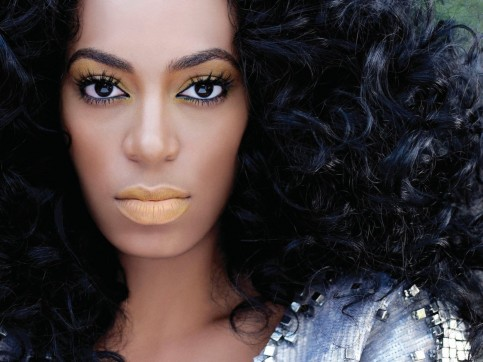 Free Solange Knowles New Wallpaper Wallpaper