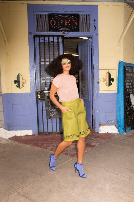 Solange Knowles Asos Cover Thrld Bikini