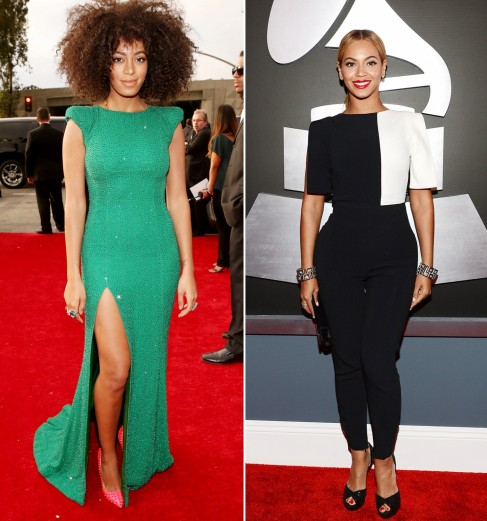 Solange Knowles Beyonce Zoom Body