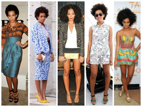 Style File Solange Knowles