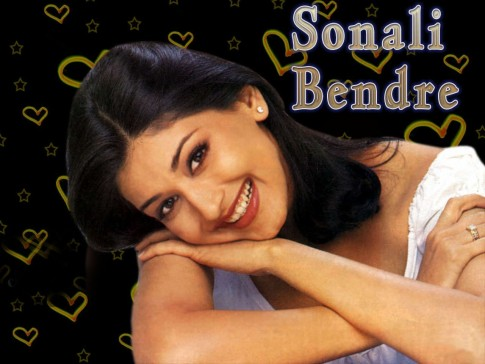 Hd Wallpaper Of Sonali Bendre