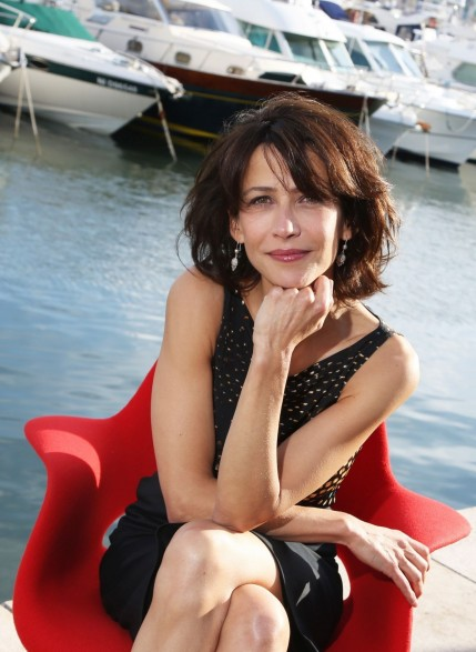 Sophie Marceau At Photoshoot At Cannes Film Festival