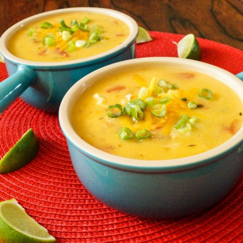 Chicken Tortilla Soup Of