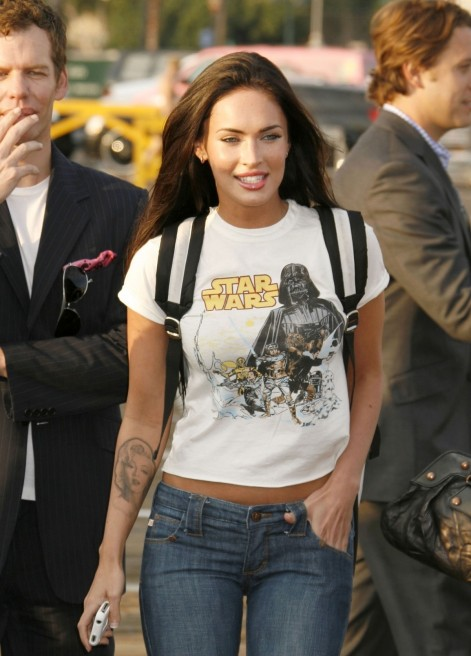 Megan Fox Star Wars Hot