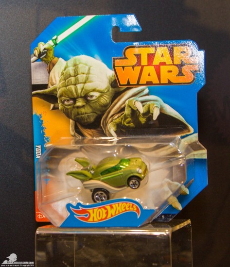 Sdcc Mattel Hot Wheels Star Wars Cars First Look Hot
