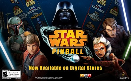 Star Wars Pinball Key Art Dpi Nowavailable