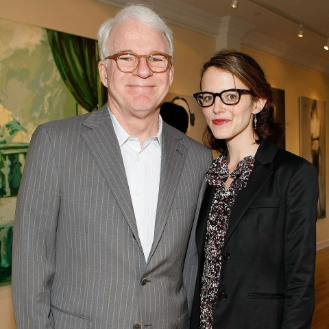 Steve Martin Becomes First Time Dad Wife