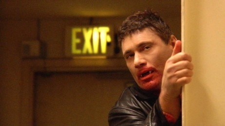 Steven Bauer Production Still From Raven Large Picture