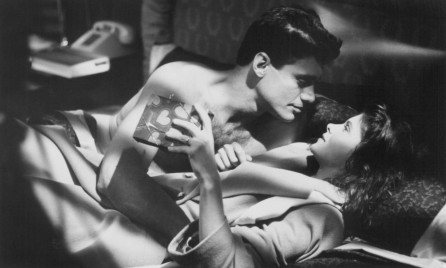 Still Of Lolita Davidovich And Steven Bauer In Raising Cain Large Picture Movies