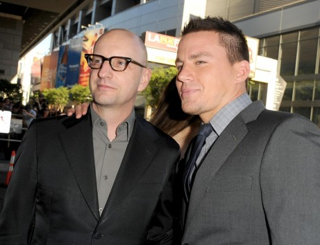 Steven Soderbergh And Channing Tatum In Magic Mike Large Picture Channing Tatum