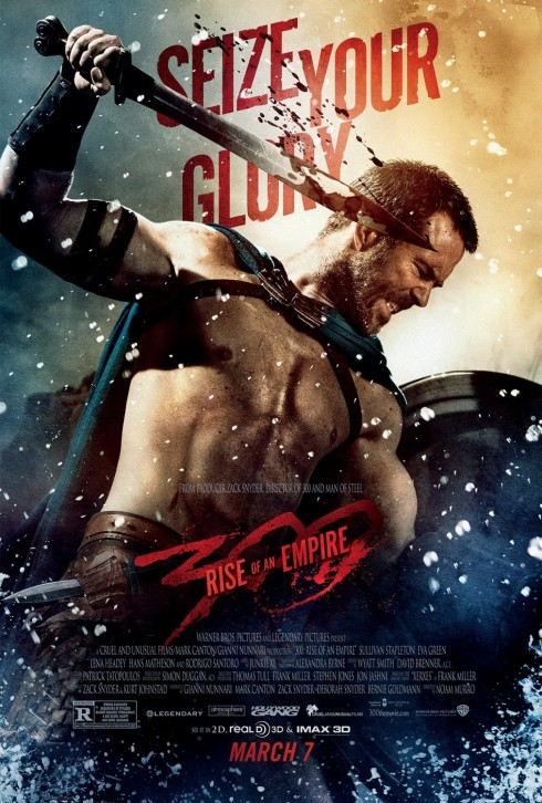 Sullivan Stapleton In Rise Of An Empire Movie Poster Movies